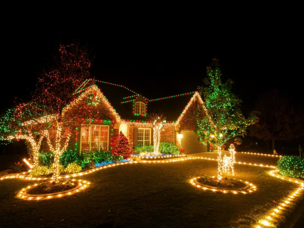 The Christmas Crew Professional Holiday Light Installation For