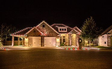 The Christmas Crew - Services - Fort Worth Holiday Lighting Displays